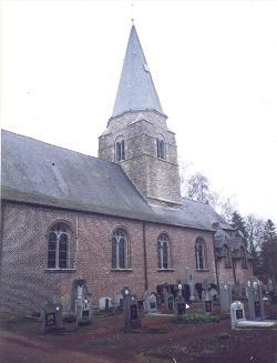 Capela de Sint Hilarius. Mullem, Bélgica