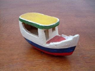 Popopô, barquinho de Belém do Pará. Clique para ampliar.