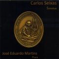 2010: Carlos Seixas - 17 Sonatas para teclado. Coletânea brasileira da gravação do álbum duplo