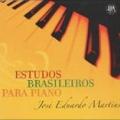 """2006: """"Estudos Brasileiros para piano""""."""