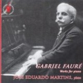 2009: Gabriel Fauré - Works for piano.