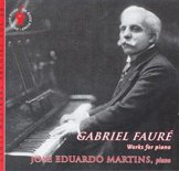Gabriel Fauré – Works for piano