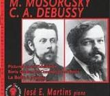 Modest Musorgsky / Claude Debussy