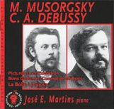 Modest Musorgsky / Claude Debussy