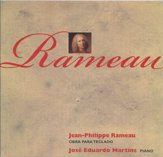 Jean-Philippe Rameau – Obra para teclado