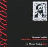 Alexander Scriabin – Integral dos Estudos para Piano