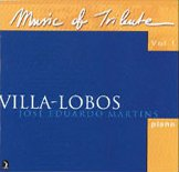 Music of Tribute Vol. 1 Villa-Lobos
